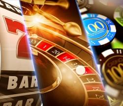 casino games slots roulette chips